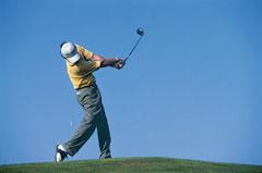 Calvados Golfer