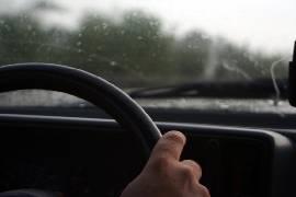 car windscreen large