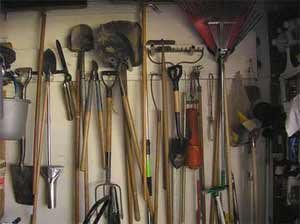 Gardening in Limousin-Tools of the Trade