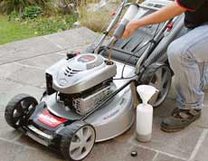 mower service