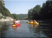 Canoe Correze