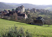Curemonte Correze