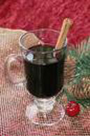 mulled wine limousin apples
