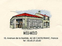 Meli-Melo Brocante, Castelfranc