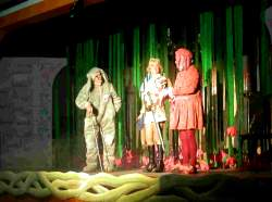 A Quercy Players Production