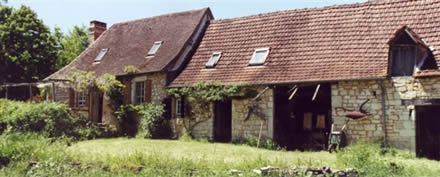 Magical Quercy Farmhouse For Sale