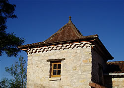 Pigeonnier in the Quercy Blanc