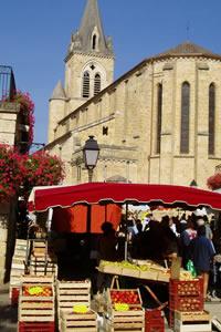 Prayssac Market 2
