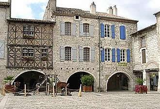 Lauzerte, Tarn et Garonne