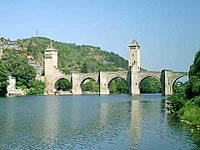 Pont de Valentre, Cahors