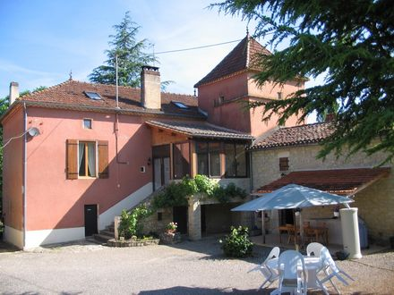 Bed and Breakfast in the Quercy - La Maison Rose
