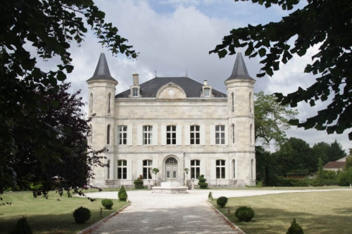 Elegant Country Chateau 1