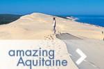 Amazing Aquitaine beach