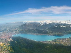 Annecy from above