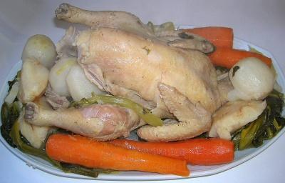 poule au pot