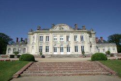 france pays de la loire chateau de craon south facade