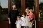 Ian and family