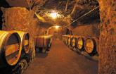 Loire wine cellar
