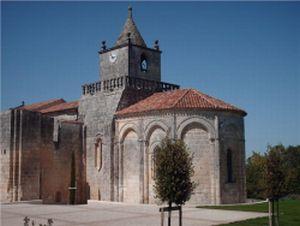 Charente church
