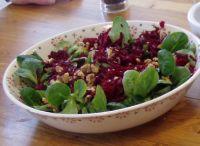 Mary Cadogan salad