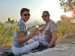 Karen and David Taylor