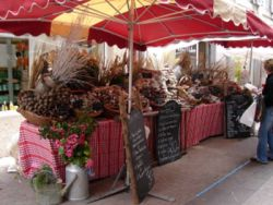 Market stall 1