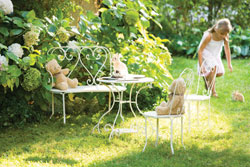 Enjoy the outdoor life