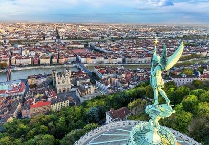 Lyon, Gastronomic capital of France