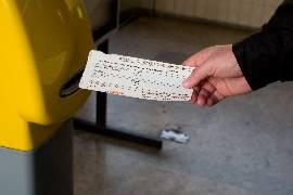 composter un billet
