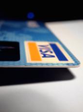 Credit card - visa