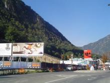 duty free advertising in Andorra