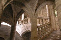 medieval architecture in Pezenas