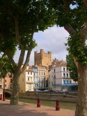 The elegant city of Narbonne