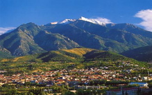 a lovely view of Prades