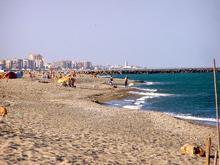 perfect beaches at Saint-Cyprien