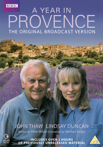 Provence DVD