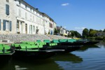 Coulon river in summer - Val