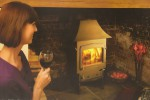 Woodwarm Stoves ad via Pete