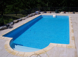 We have had two pools installed in france for France pools