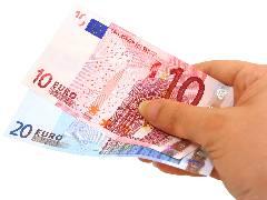 euros hand large
