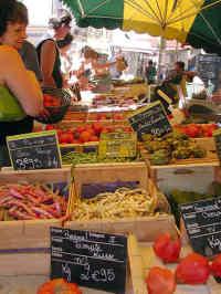French Market Vegetables