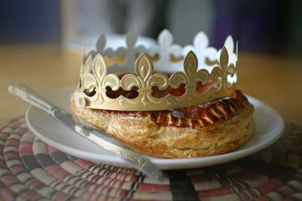galette des rois - article size